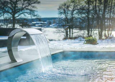 Vår pool är alltid öppen för dig!