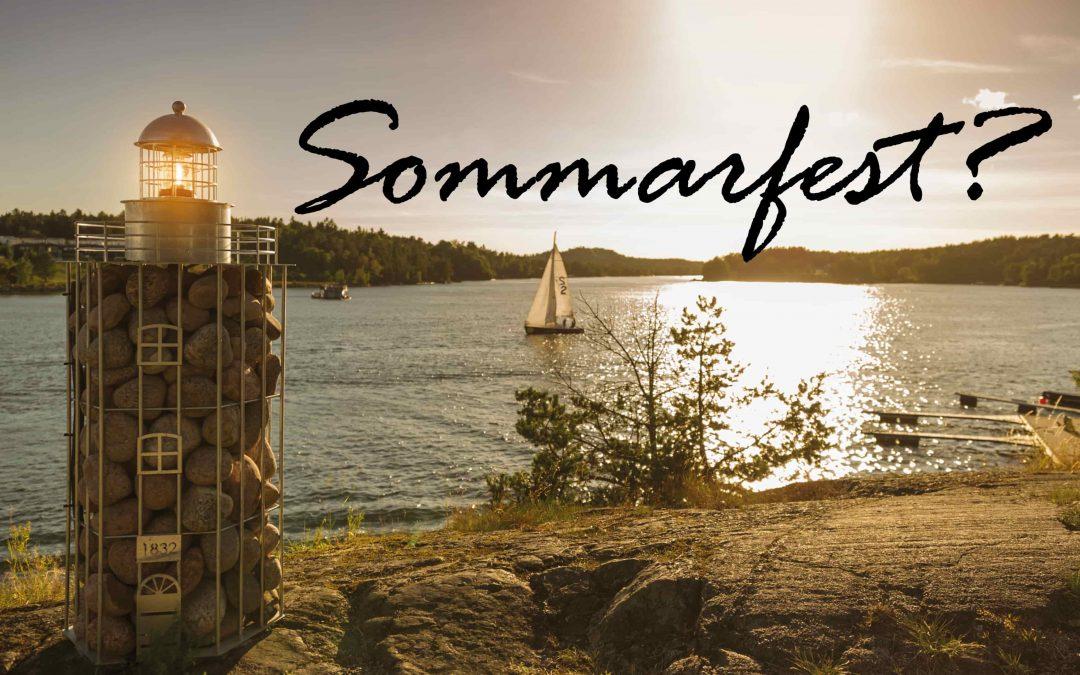 Sommarfest?