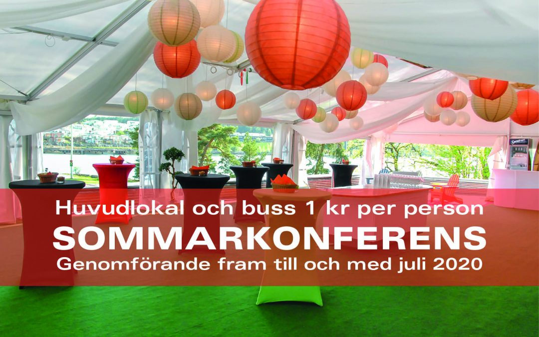 Sommarkonferens