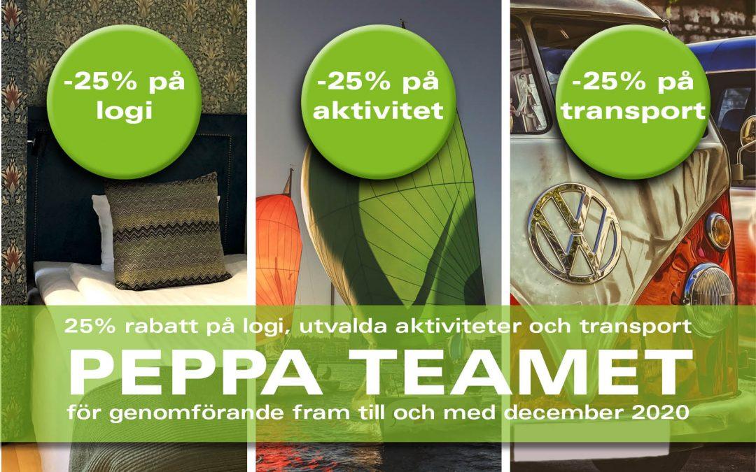 Peppa Teamet