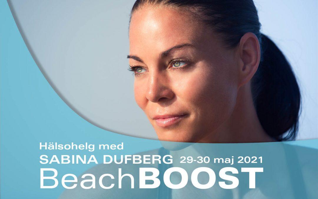 BeachBoost 29-30 maj 2021