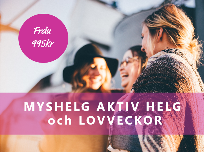 Myshelg Aktiv Helg och Lov