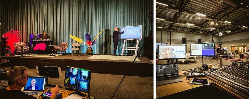 Digitalstudio på Skogshem & Wijk på Lidingö