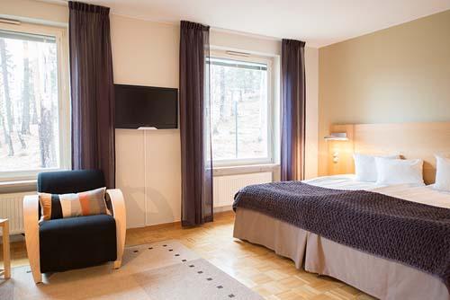Hotellrum Lidingö Weekend Upplevelser på Skogshem & Wijk