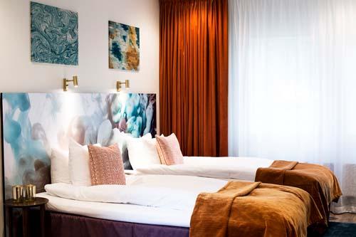 Hotellrum Utwijkningen på Lidingö Weekend Upplevelser på Skogshem & Wijk