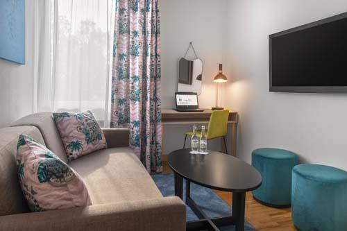 Hotellrum Wijk på Lidingö Weekend Upplevelser på Skogshem & Wijk