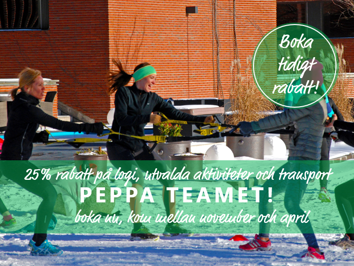 Peppa Teamet!